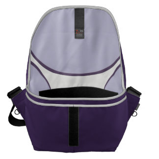 DarkGrey pricka Messenger Bag