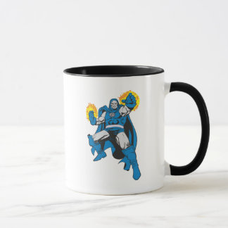 Darkseid & den Omega styrkan Mugg