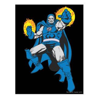 Darkseid & den Omega styrkan Vykort