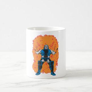 Darkseid förstörelse kaffemugg