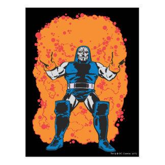 Darkseid förstörelse vykort