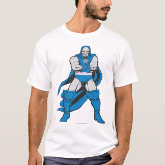 Darkseid poserar tee shirt