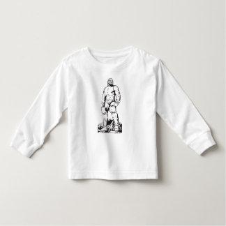 Darkseid skisserar tee shirt