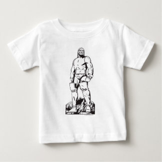 Darkseid skisserar tee shirts
