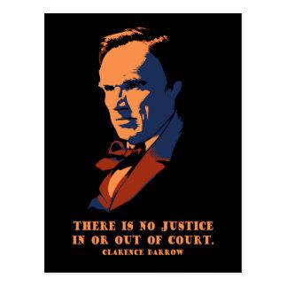 Darrow - rättvisa vykort
