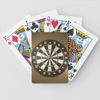 Dartboard 3 spelkort