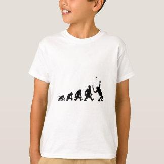 darwin tennis tee shirt