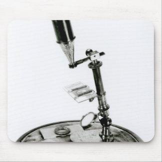 Darwins mikroskop musmatta