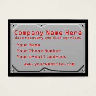 Datatjänstvisitkortar Visitkort