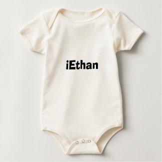 Dator för Nerd för skjorta för Ethan babysmåbarn Bodies För Bebisar