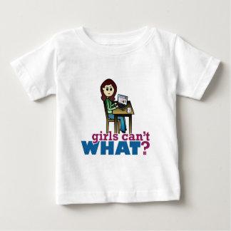 Datorgeeken - tända tee shirts