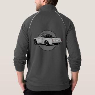 Datsun Roadsterjacka Tryck På Jacka