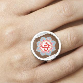 Datummärkning för romantik nvn245 för OMmantra Foto Ringar
