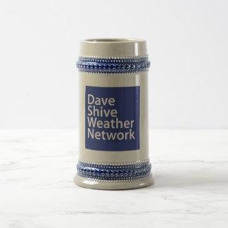 Dave Shive väder knyter kontakt Stein Sejdel