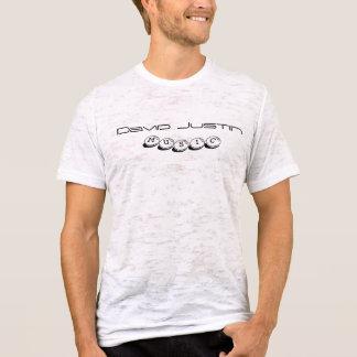 David Justin, musik Tee Shirts