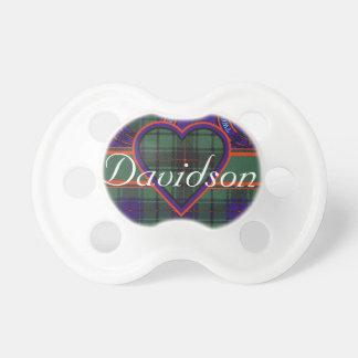 Davidson skottTartan Napp