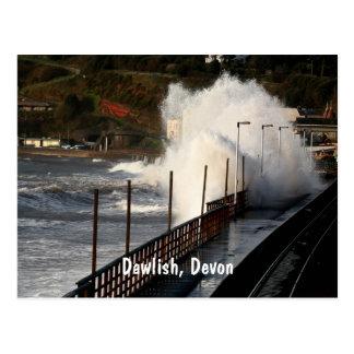 Dawlish Devon Vykort