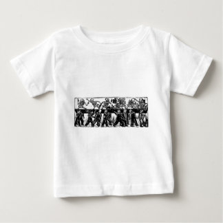Day of the dead Mexico. Circa 1936. Tshirts