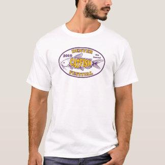 DCF-logotypvit 2010 T Shirt
