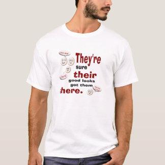De är deras där skjorta t-shirt