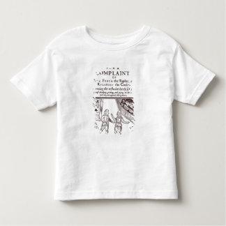 De beklagliga klagomålen tee shirts