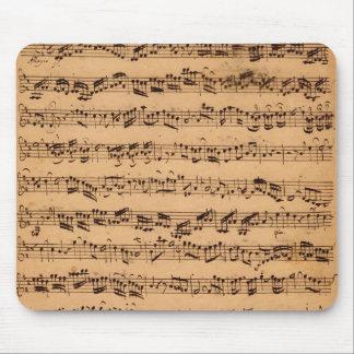 De Brandenburger konserterna, No.5 D-Dur, 1721 Musmatta