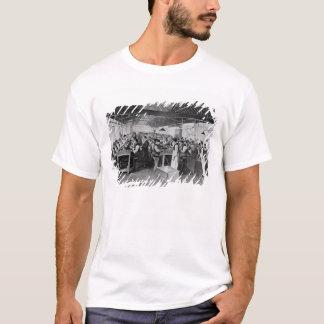 De fabriks- avdelningarna för cigarr tee shirt