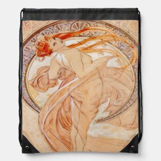 De fyra konsterna - dans, art nouveau gympapåse