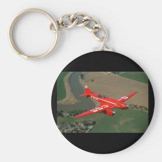De Havilland, replica_Classic flyg för komet Rund Nyckelring