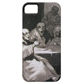 De hoas av Francisco Goya iPhone 5 Fodral