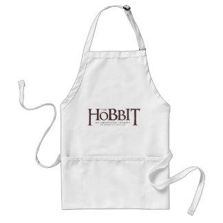 De Hobbit logotypheltäckandea Förkläde