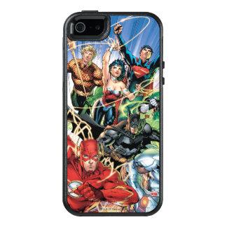De nya 52na - rättvisaliga #1 OtterBox iPhone 5/5s/SE skal