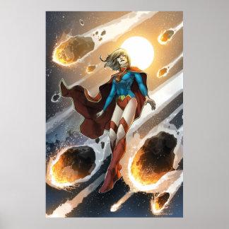 De nya 52na - Supergirl #1 Poster