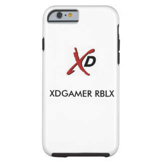 DE NYA FODRALEN för XDGAMER RBLX IPhone 6/6S!! Tough iPhone 6 Fodral