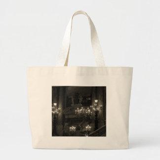 De Palais Garnier Paris frankrikena Jumbo Tygkasse