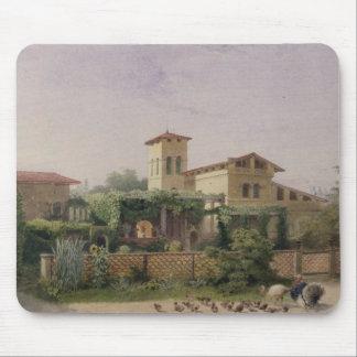 De romerska baden, 1848 musmatta