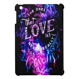 De som älskar oss i Amethyst vinterhimmel iPad Mini Skydd