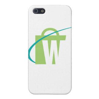 """De största världarna: fodral för iPhone """"W"""" iPhone 5 Fodral"""
