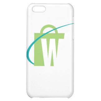 """De största världarna: fodral för iPhone """"W"""" iPhone 5C Mobil Skal"""