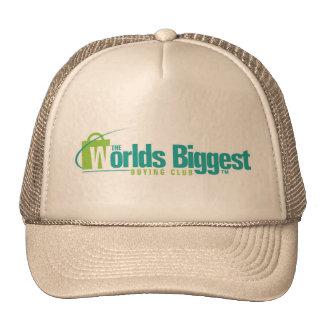 De största världarna: Kall hatt: Solbränna Baseball Hat