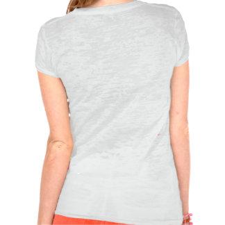 De största världarna: Kvinna tvättade T Tee Shirt