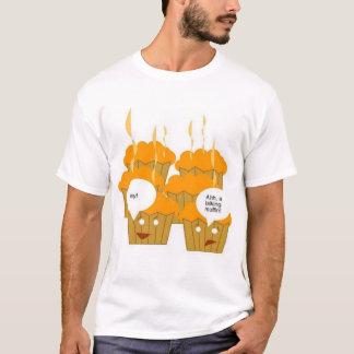 De talande muffinerna t shirt