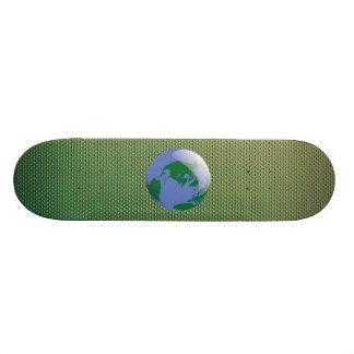 De Terrestrial Freewill projekterar Old School Skateboard Bräda 18 Cm