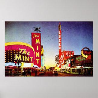 De tidiga sixtiesna: Las Vegas Poster