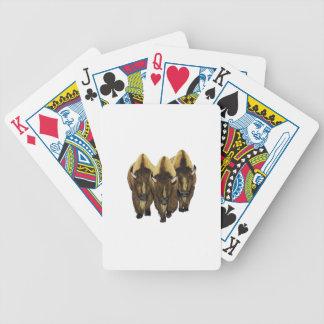 De tre amigosna spelkort