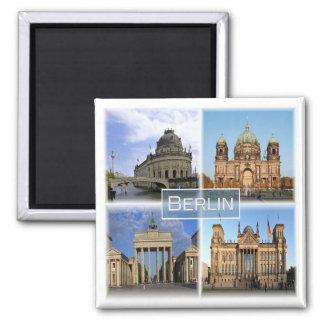 DE * Tyskland - - Berlin Magnet