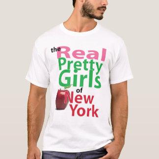 de verkliga NÄTT FLICKORNA av New York Tshirts