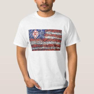 De verkliga percentersna en tee shirt