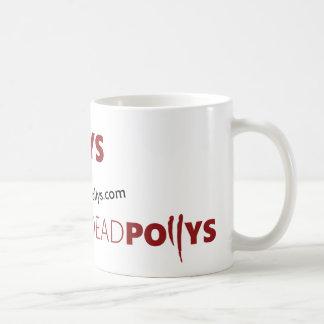 Dead Pollys coffee mug Kaffemugg
