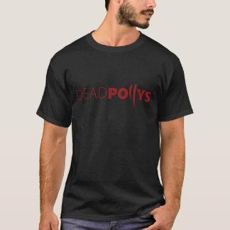 Dead Pollys t-shirt logo 2017